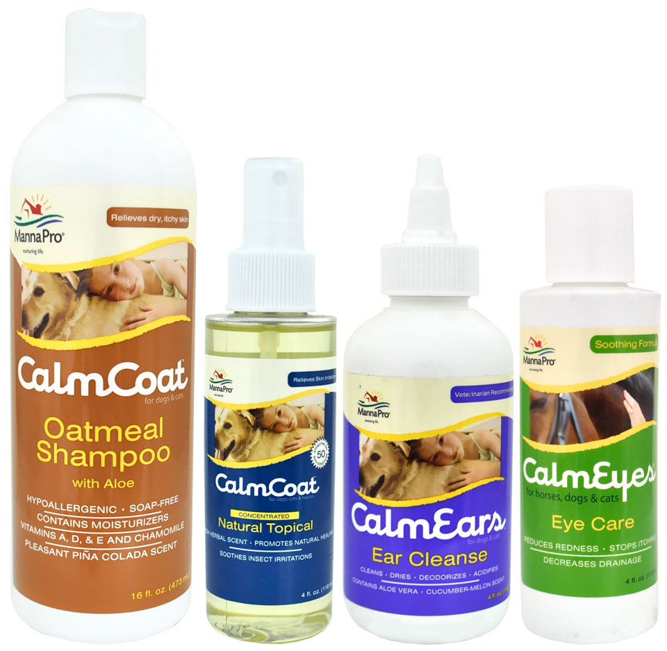 Calm Coat Dog Grooming Kit im test