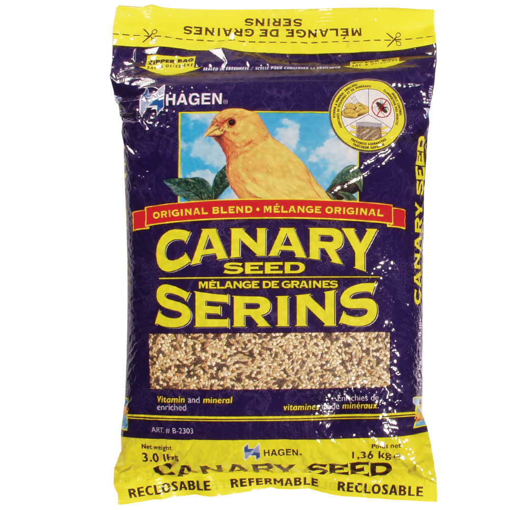 Image of Hagen Canary Seeds Serins (3 lb)