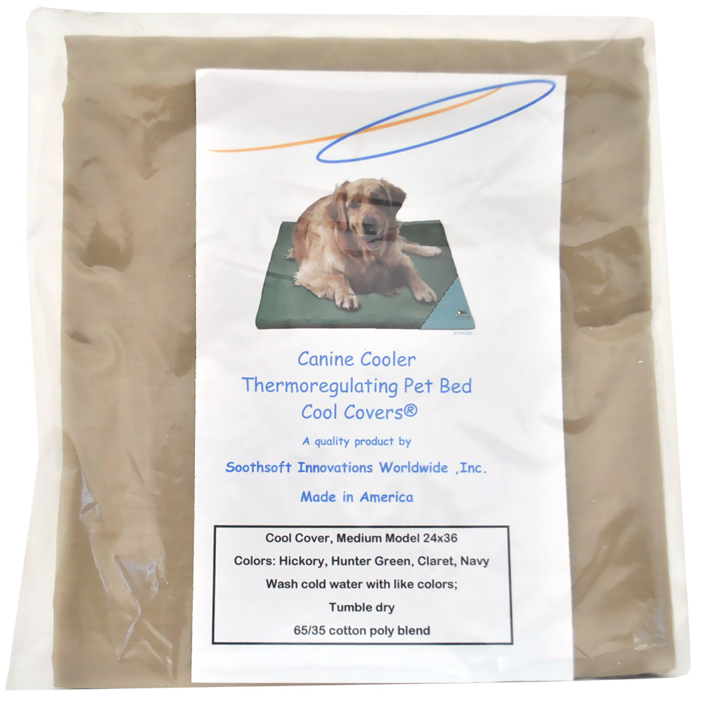 Canine Cooler Bed Cover - MEDIUM im test