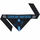 Carolina Panthers Dog Bandana - Tie On (Large)