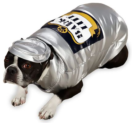 Image of Casual Canine Bark Lite Halloween Costume - X-Small from EntirelyPets