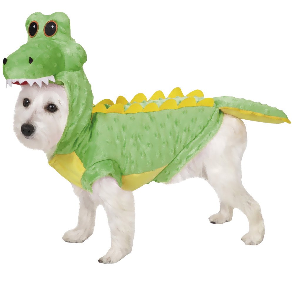 Casual Canine Crocodile Costume - XSmall im test