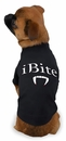 Casual Canine I Bite T-Shirt