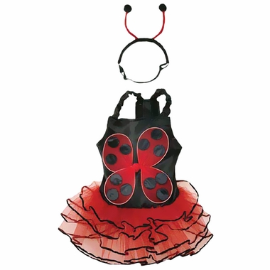 CASUAL-CANINE-LUCKY-BUG-COSTUME-RED-XLARGE