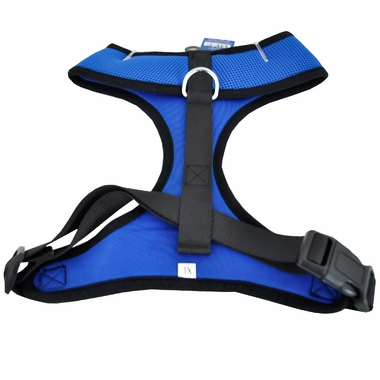 CASUAL-CANINE-MESH-HARNESS-VEST-MEDIUM-BLUE