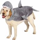 Casual Canine Shark Costume - Large