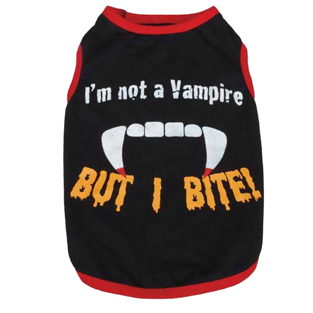 CASUAL-CANINE-VAMPIRE-TEE-BLACK-SMALL