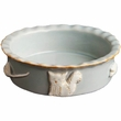 Cat Food/Water Bowl - Small French Grey