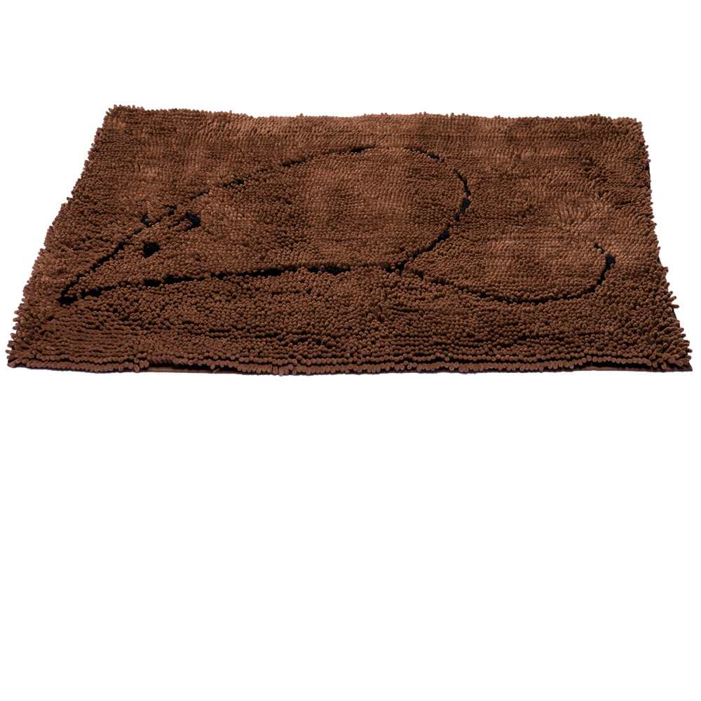 Cat Litter Mat - Large - Brown - from EntirelyPets