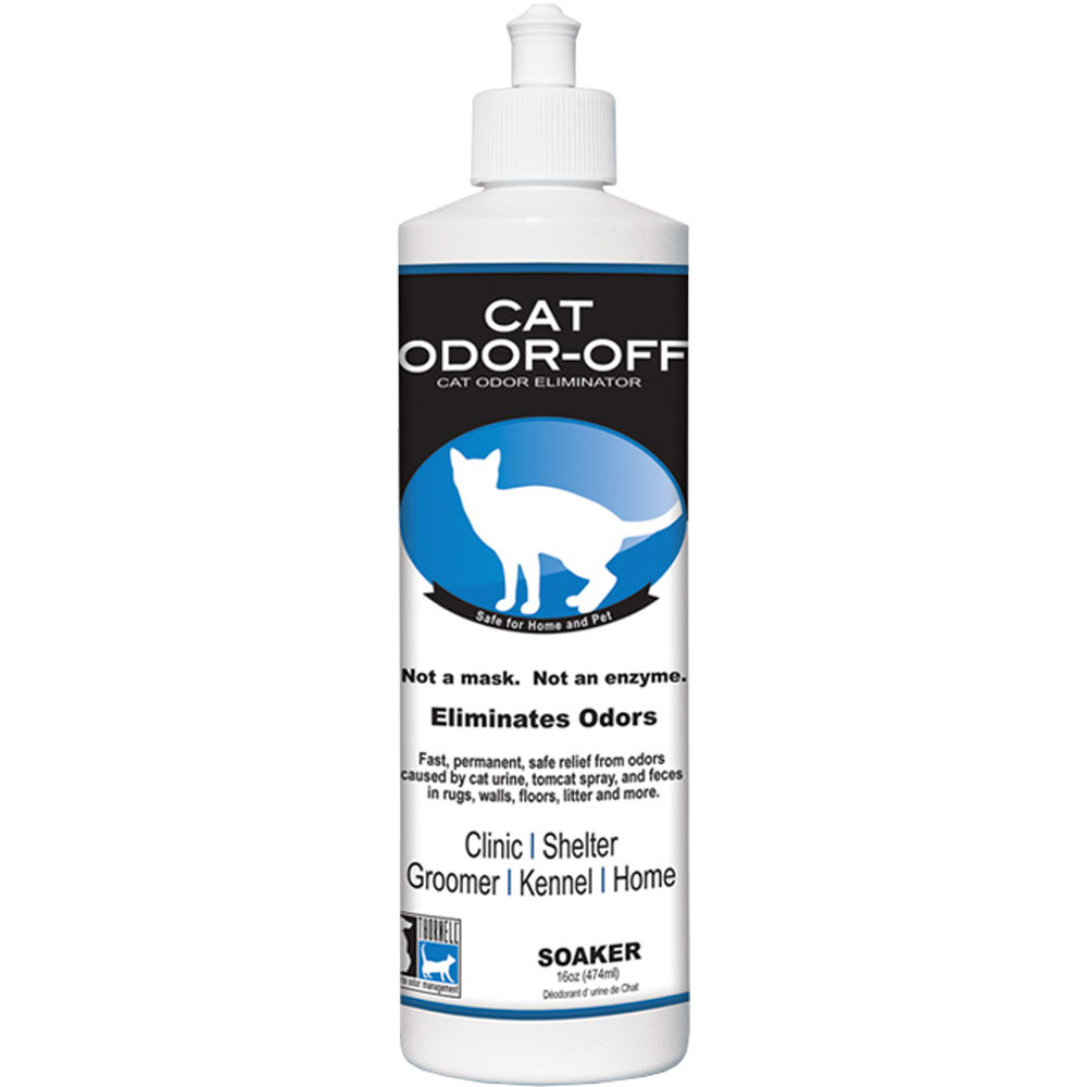 Cat Odor-Off Soaker - 16 oz - from EntirelyPets