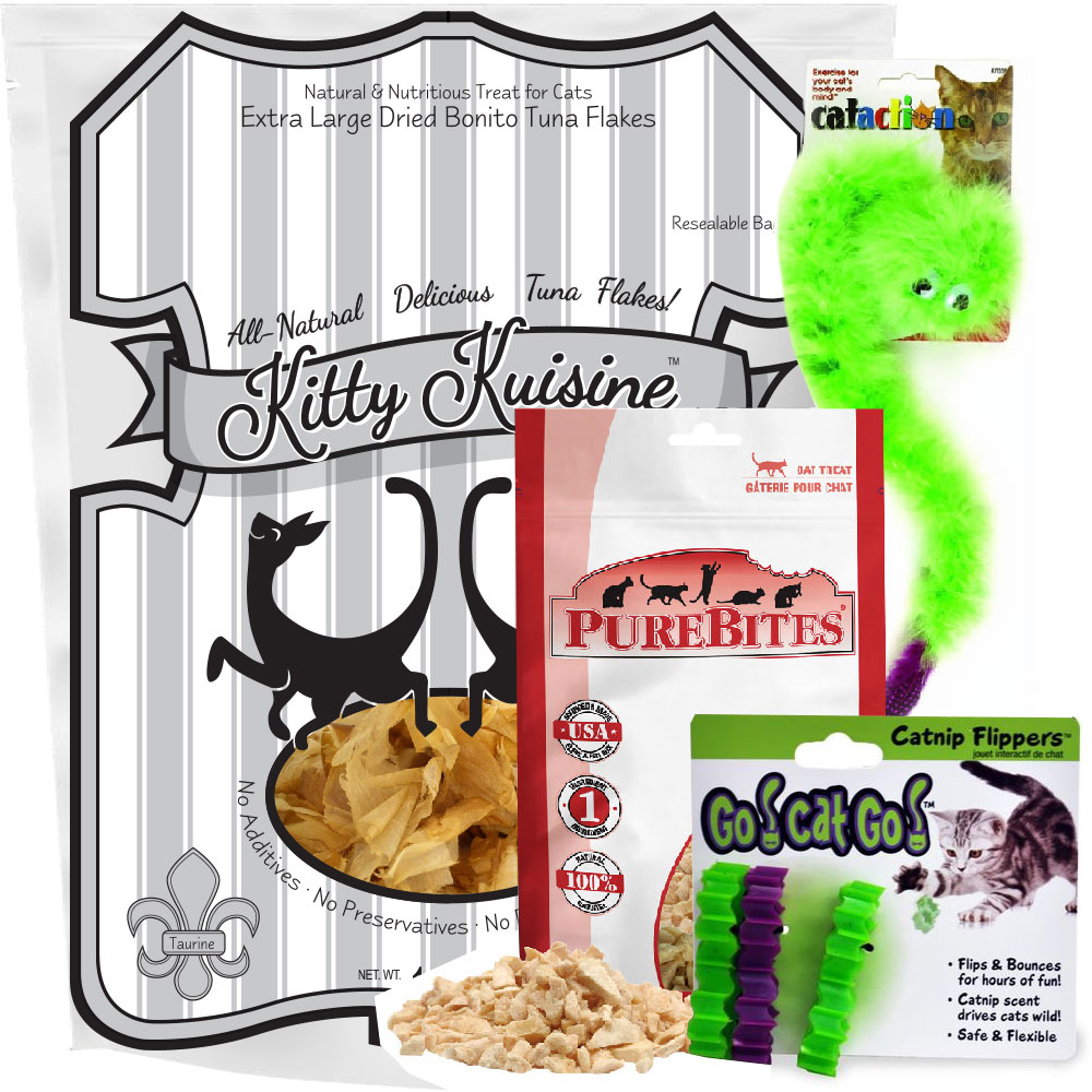 Image of Cat Pack Gift Set