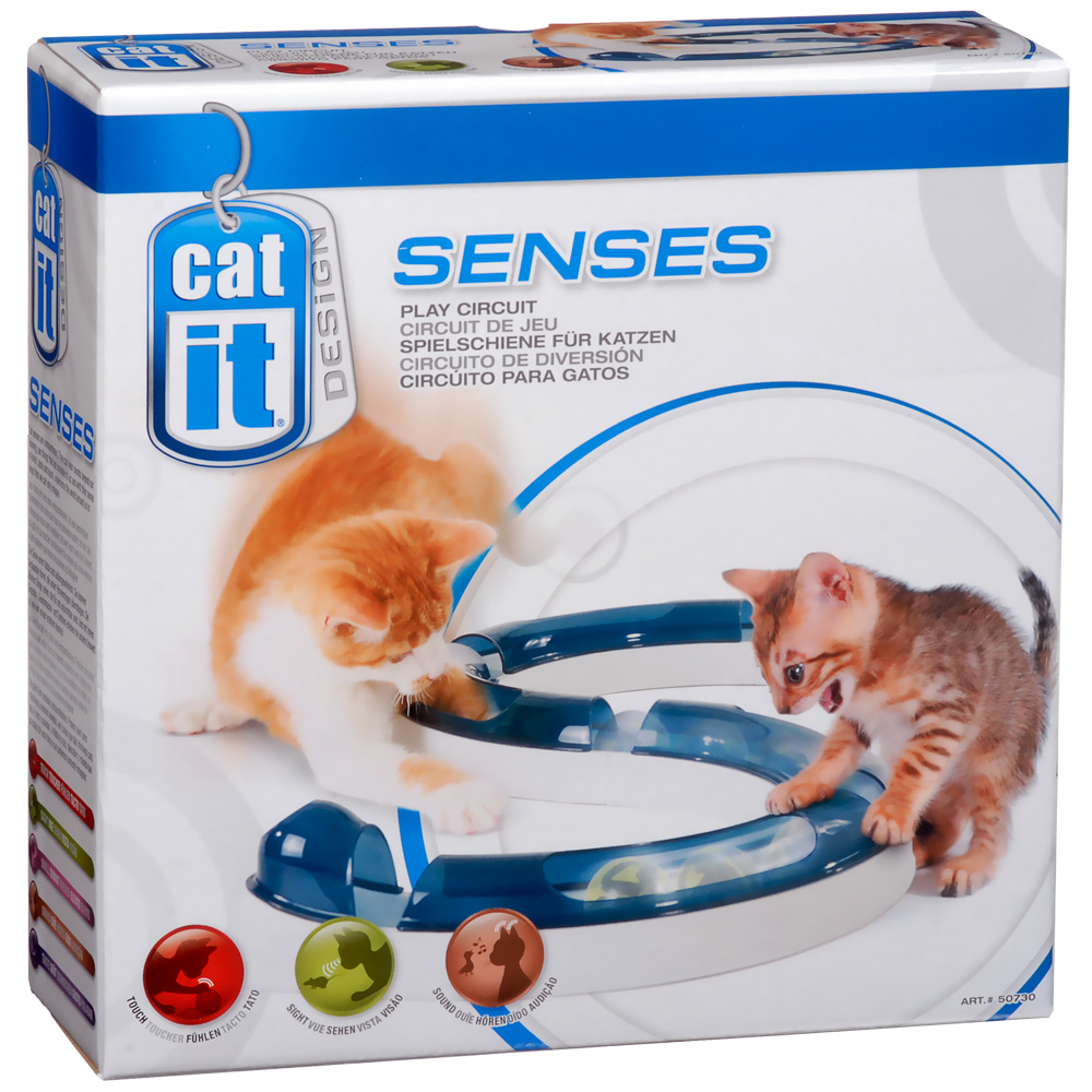 Catit Design Senses Play Circuit im test