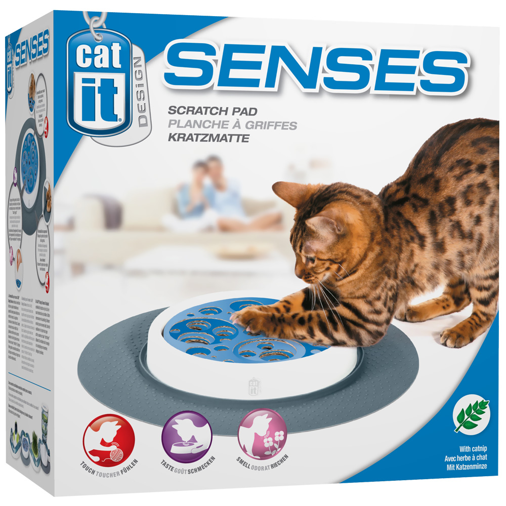 Catit Design Senses Scratch Pad im test
