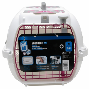CATIT-STYLE-PINK-VOYAGEUR-SMALL-WHITE