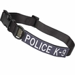 Cetacea Tactical Dog Collar - Police K-9 (Large)
