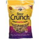 Charlee Bear Dog Treats - Bear Crunch with Turkey, Sweet Potato & Cranberry (8 oz)