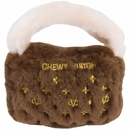 Chewy Vuiton Plush Toy for Dogs - Small