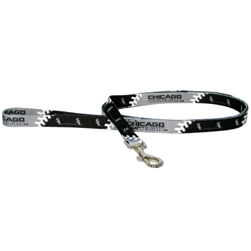Chicago White Sox Dog Collars & Leashes