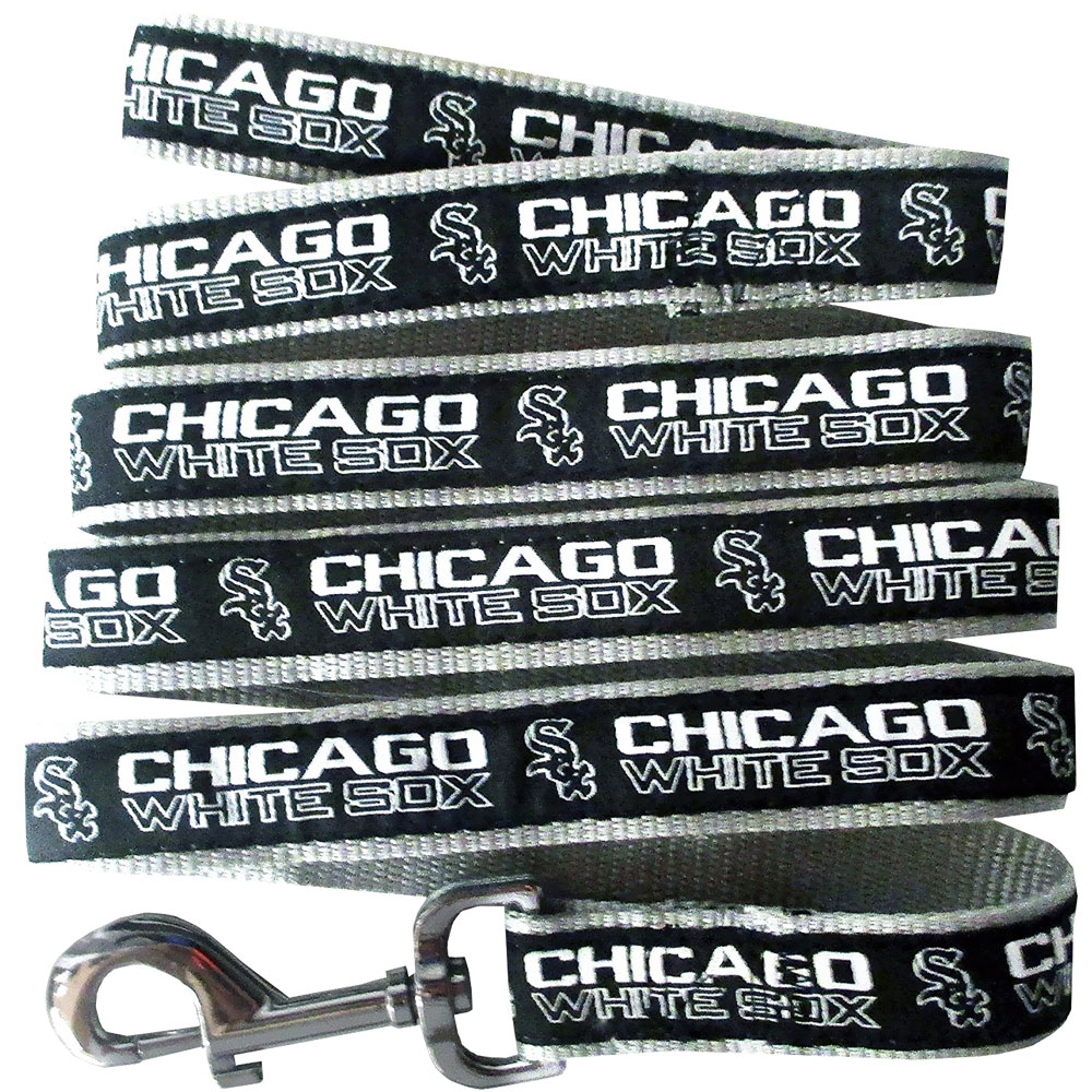 Chicago White Sox Dog Leash - Ribbon from EntirelyPets