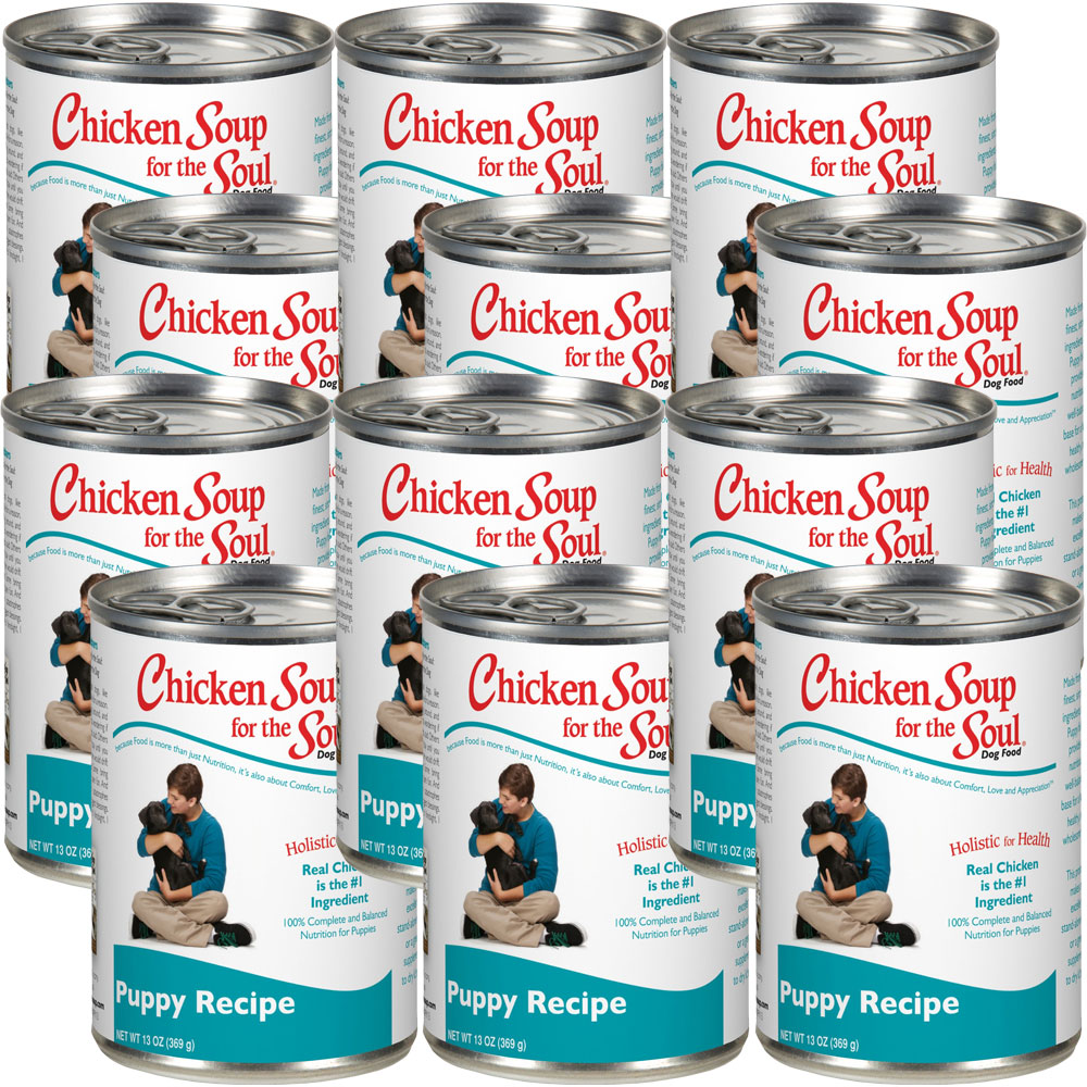 CHICKEN-SOUP-FOR-THE-SOUL-PUPPY-FOOD-12X13OZ