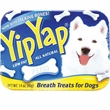 Chomp Yip Yap Dog Breath Treat Tin 1.4oz