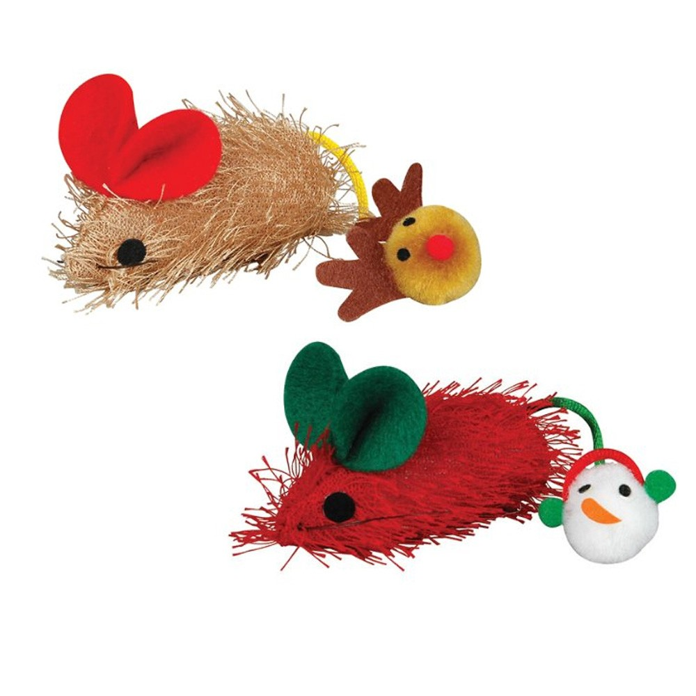 Vo-Toys Christmas Tag-a-Long Mice (2 Pack) im test