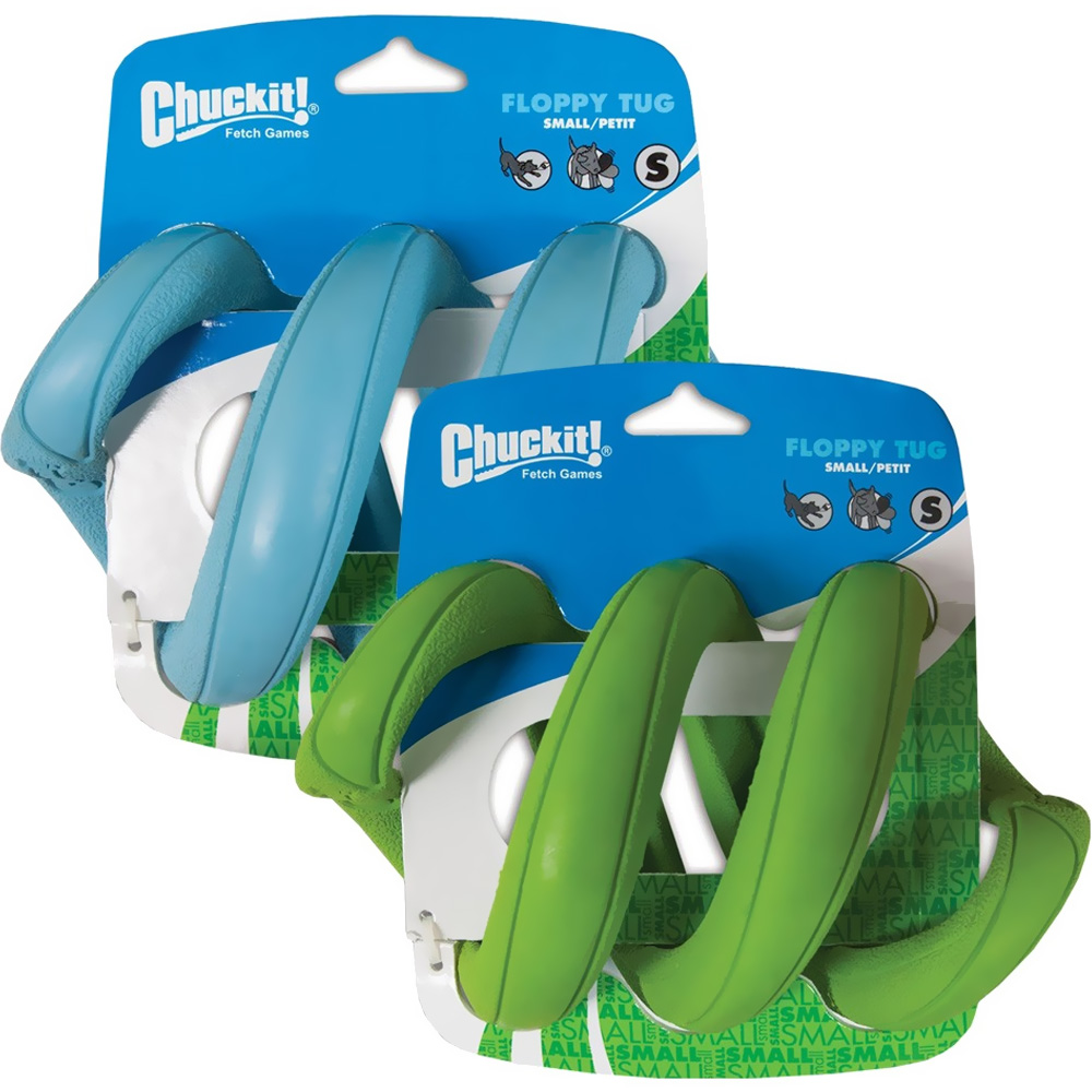 Chuckit Floppy Tug - Small Assorted im test