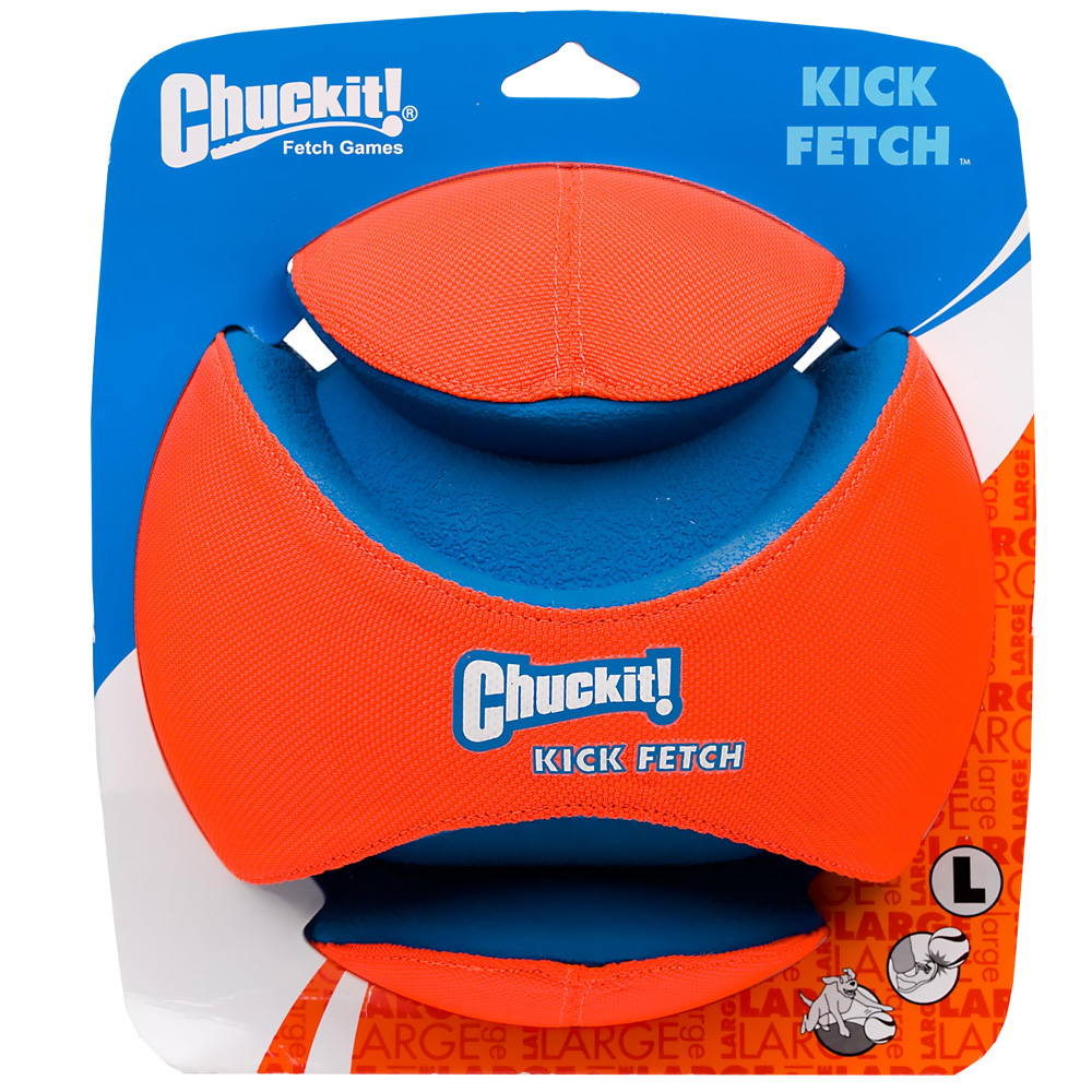 Chuckit! Kick Fetch Ball - Large im test