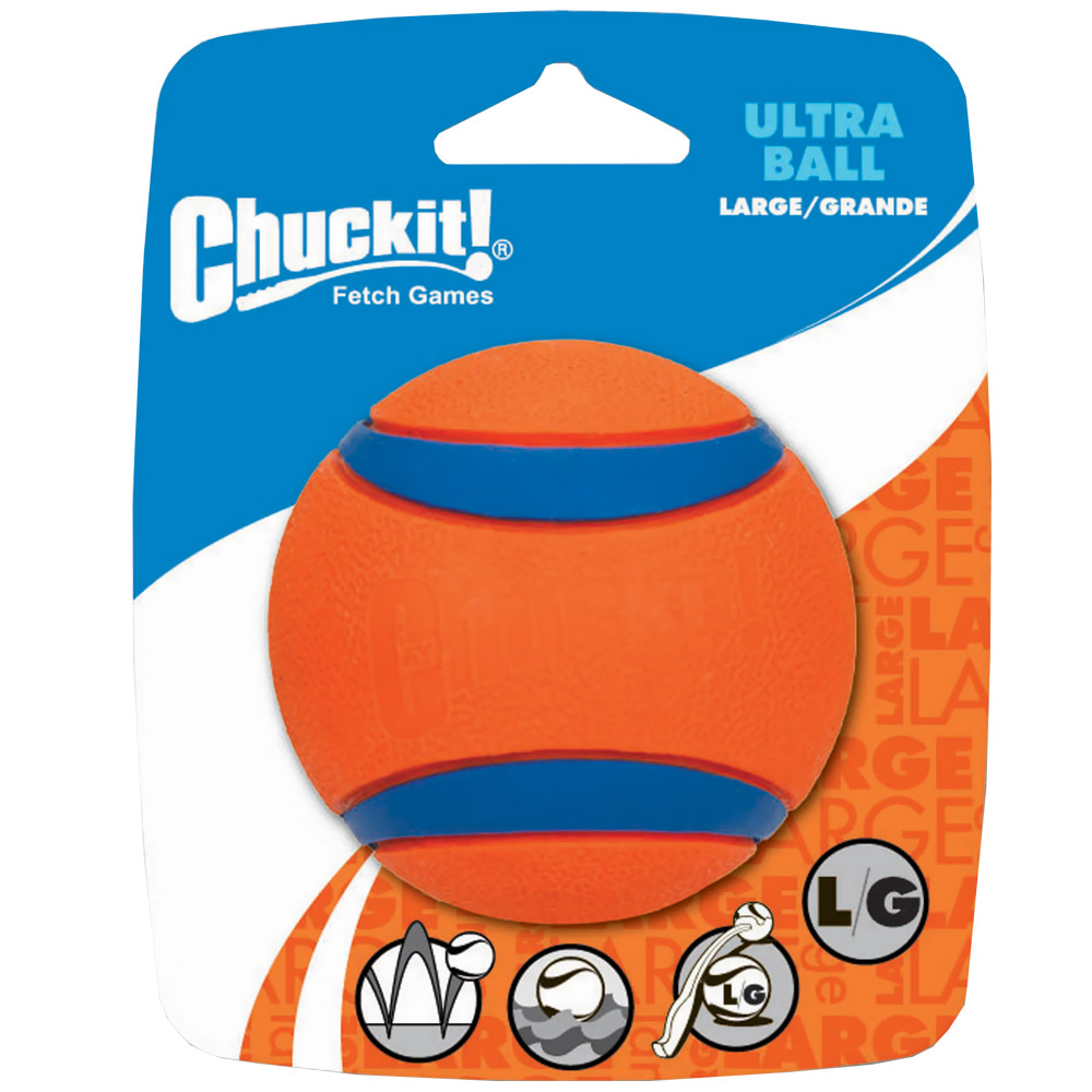 Chuckit! Ultra Ball - Large (1 pack) im test