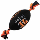 Cincinnati Bengals Plush Dog Toy