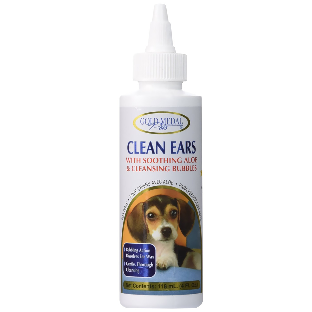 Clean Ears with Soothing Aloe (4 oz) by Cardinal Labs im test