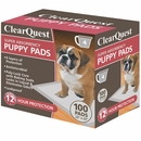 """ClearQuest Super-Absorbent Puppy Pads (22"""" x 23"""") - 100 Pack"""