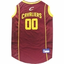 Cleveland Cavaliers Dog Jersey - XSmall