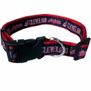 Cleveland Indians Collar - Ribbon (Small)