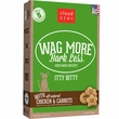 Cloud Star Wag More Bark Less Itty Bitty - Roasted Chicken (8 oz)
