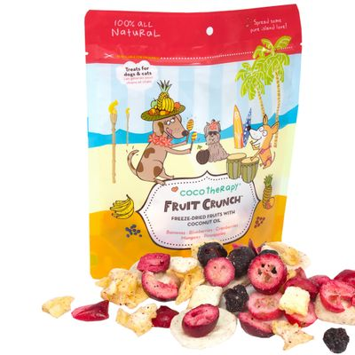 CocoTherapy Fruit Crunch (1.5 oz)