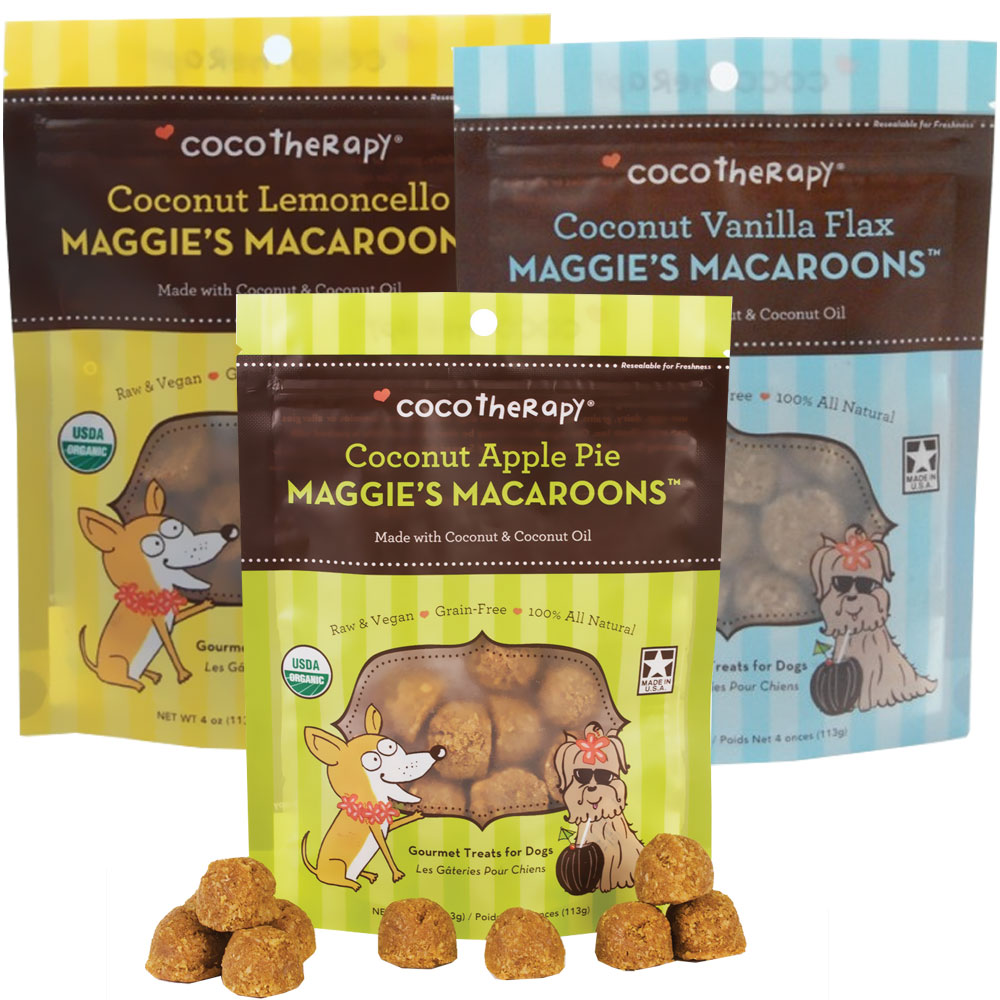 CocoTherapy Maggie's Macaroons Bundle im test
