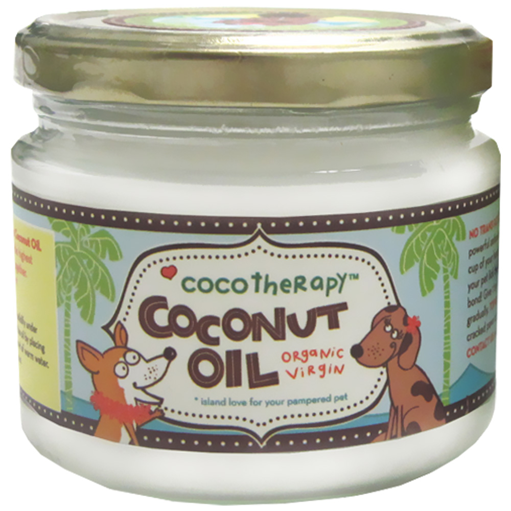 CocoTherapy Organic Virgin Coconut Oil (8 oz) im test