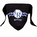 Colorado Rockies Dog Bandana - Large