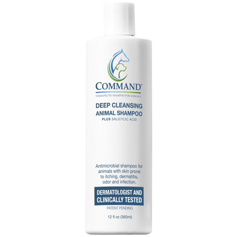 Command Deep Cleansing Animal Shampoo (12 oz) im test