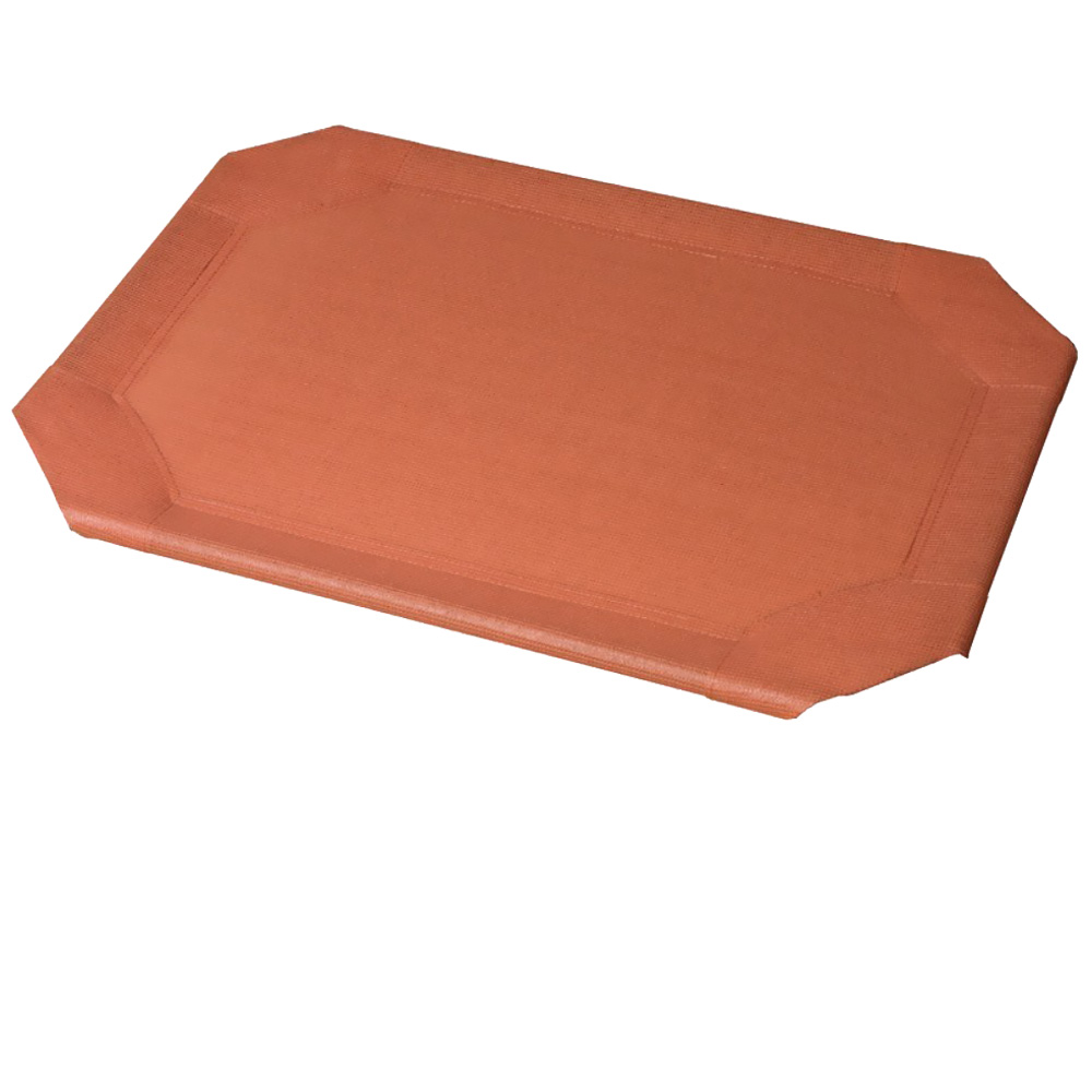 Image of Coolaroo Replacement Cover for Pet Beds - Orange (SMALL)