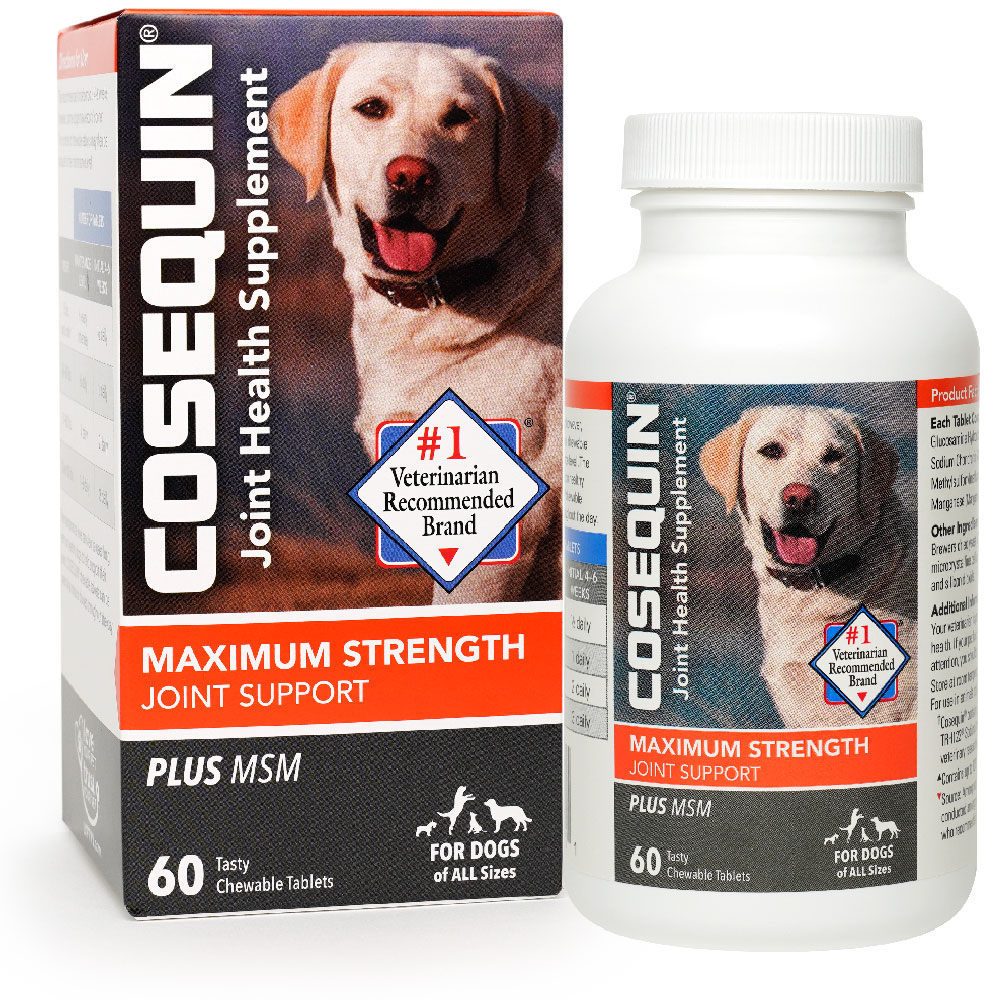 Cosequin Maximum Strength (60 chewable tablets) im test