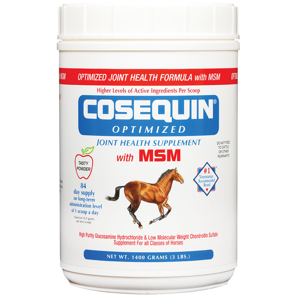Cosequin Equine Optimized with MSM (1400 gm) im test