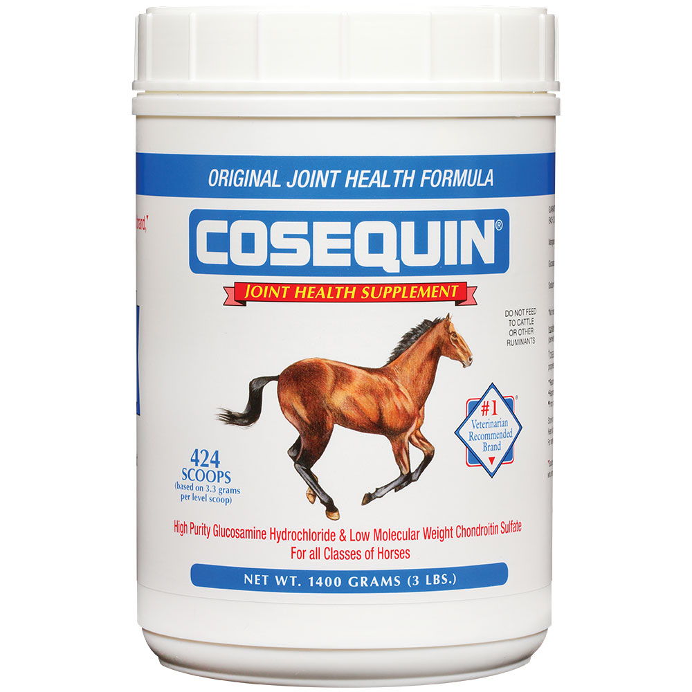 Cosequin Equine Powder Concentrate (1400 gm) im test