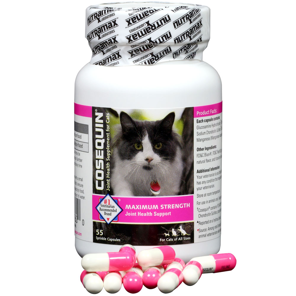 Cosequin for Cats Sprinkle Capsules (55 counts) im test