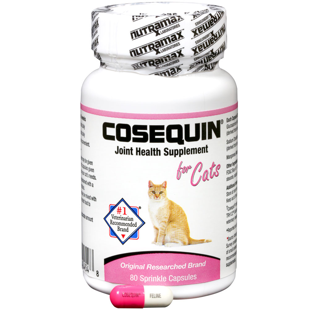Cosequin for Cats Sprinkle Capsules (80 counts) im test
