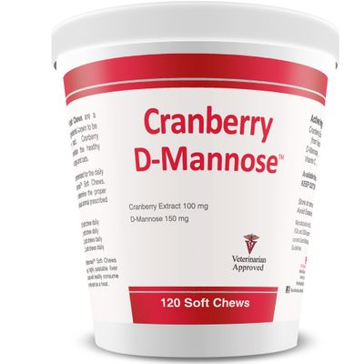 CRANBERRY-D-MANNOSE-URINARY-TRACT-SUPPORT-120-SOFT-CHEWS