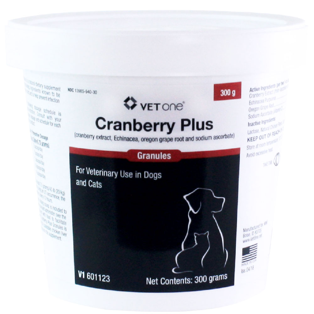 Cranberry Plus Granules (300 gm) im test