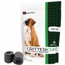 CritterCups Pill Masking Treats for Large Dogs - Bacon Flavor (7.41 oz)