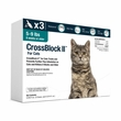 CrossBlock II for Cats and Kittens 5 to 9 Pounds - Teal Label (3 Month)
